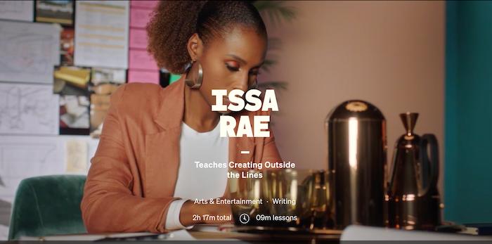 MasterClass Issa Rae