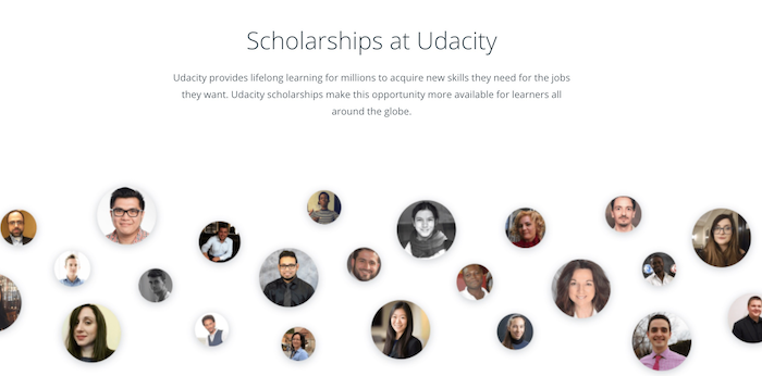 Udacity Scholarship