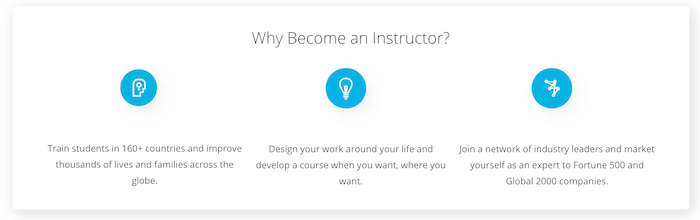 Udacity become an instructor