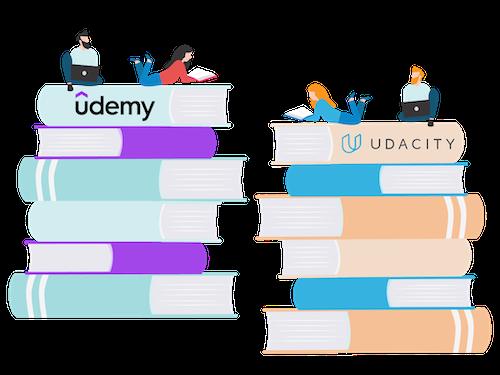 Udemy vs Udacity