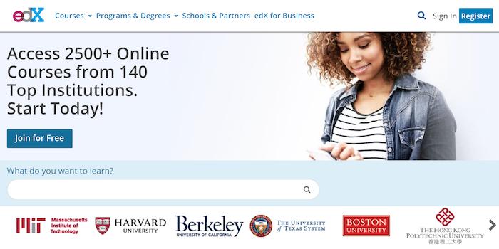 edX online learning community