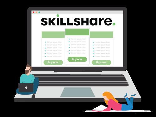 skillshare cost