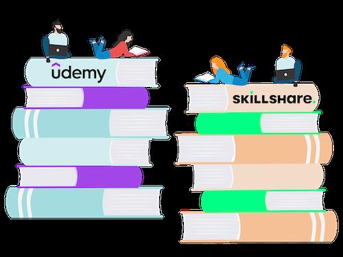 udemy vs skillshare