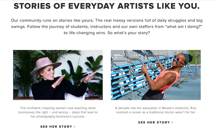 CreativeLive Stories