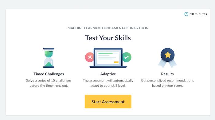 Datacamp Assessment