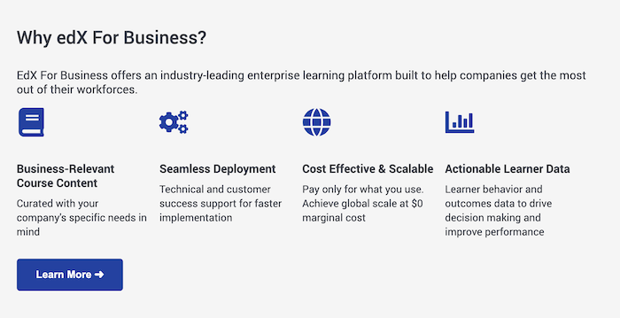 edX for Business