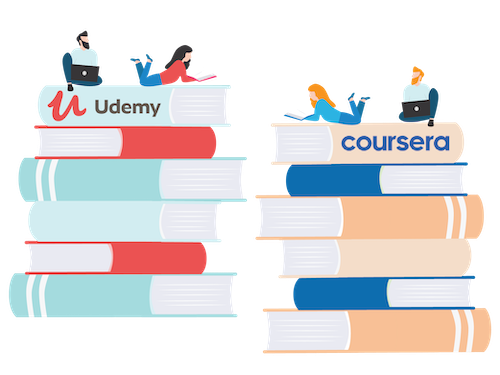 Udemy vs Coursera review