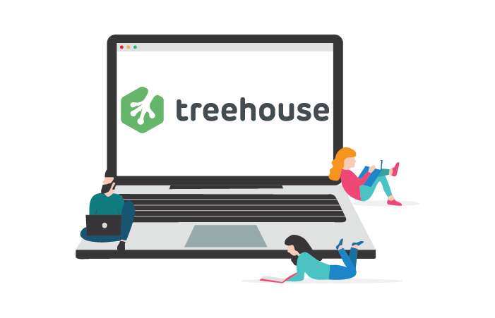 Treehouse banner
