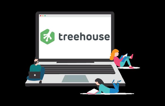 Treehouse banner