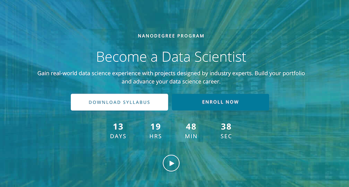 Udacity Become a Data Scientist