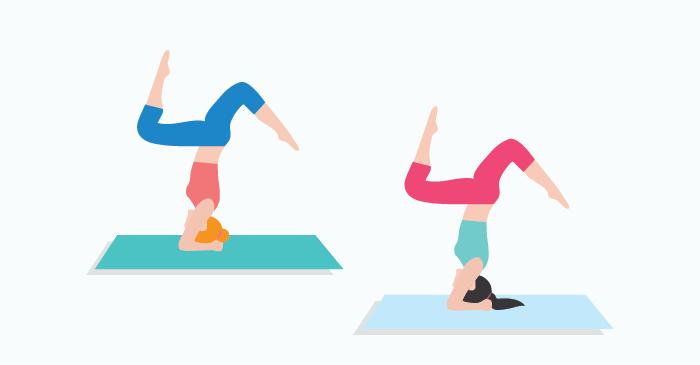 Yoga skills to learn