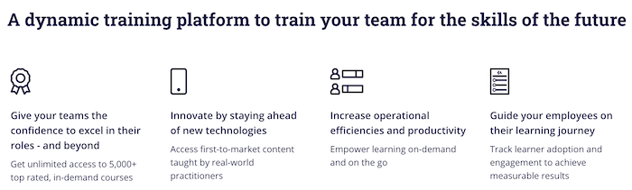 Udemy Team Skills of the Future