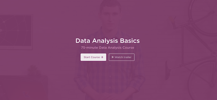 Data Analyst Treehouse Courses