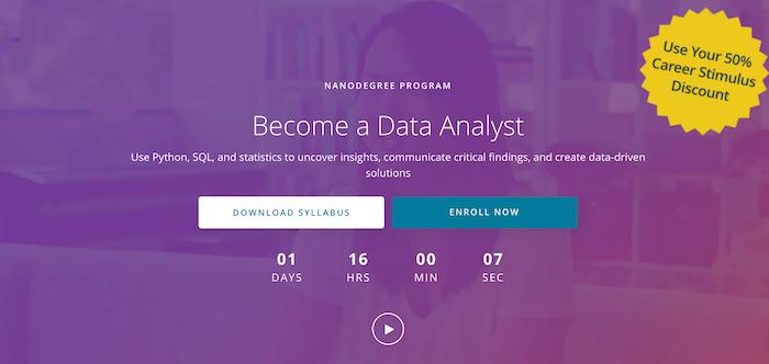 Data Analyst Udacity Courses
