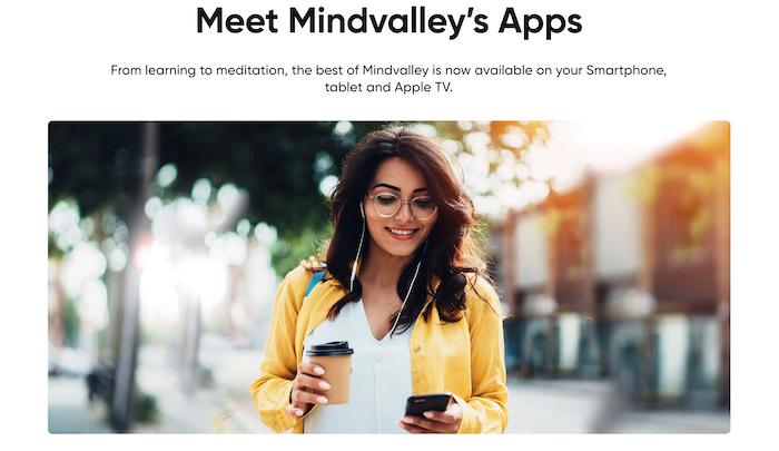 Mindvalley Apps