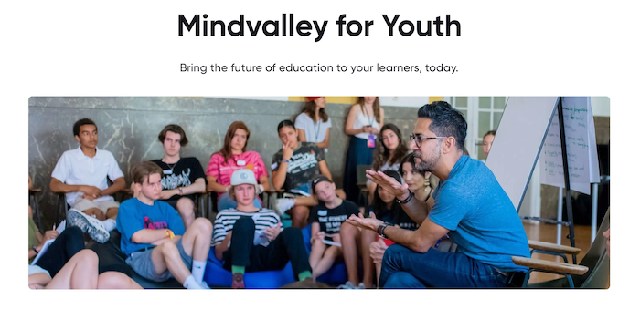 Mindvalley for Youth