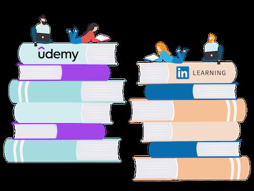 Udemy Vs LinkedIn Learning
