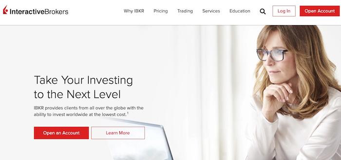 Interactive Brokers is a good broker for beginners